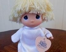 Enesco Hi Babies Precious Moments Angel Doll (1990)
