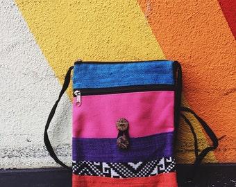 Bohemian style shoulder bag