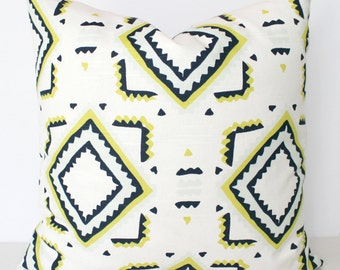 Baroda Square Lynwood Calypso by Nate Berkus Pillow Cover