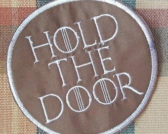 """Shop """"hold the door"""" in Accessories"""
