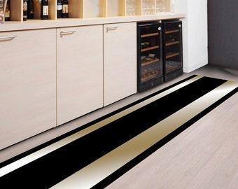 Area rug - Floor runner -model 141 - suitable for  entrance, garden/ linoleum rug/ kitchen floor mat/ kitchen mat/ Hallway rug