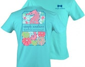 ONE LEFT! NEW! Simply Southern Scuba Shirt