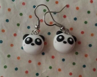 Cute Panda Earrings!