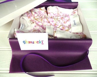 Baby Gift set, Baby outfit, New baby gift, Newborn baby gift, Baby outfit, Pink baby gift