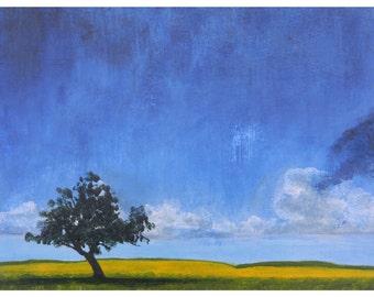 Tree of solitude 1