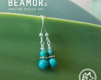 Gemstone Earrings EL001