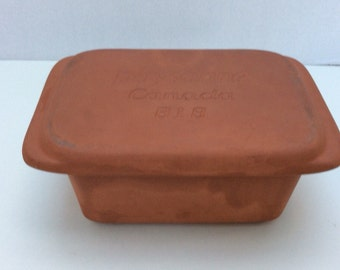 Christmas Ceramic Mini Loaf Pans