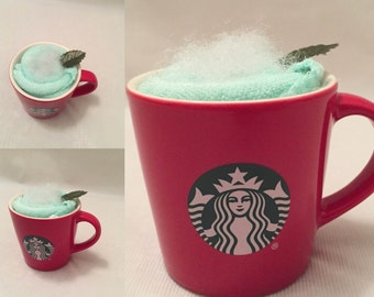 Mini Starbucks Green Tea Latte