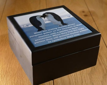 Penguin Pebble Deluxe - The Ultimate Penguin Gift