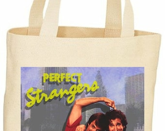 Perfect Strangers Tv show tote bag