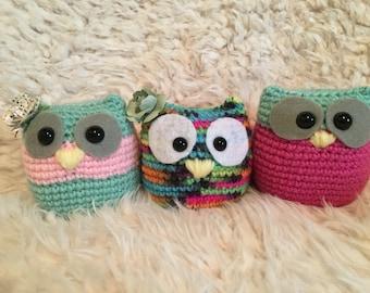 Pocket Owls