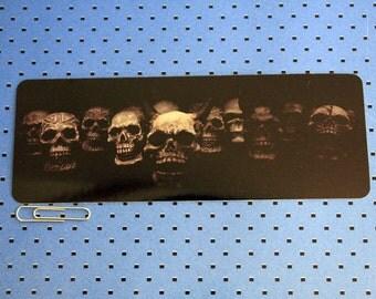 Evil Skulls Bumper Sticker