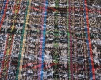 """Guatemalan Woven Fabric 36"""" by 114"""""""