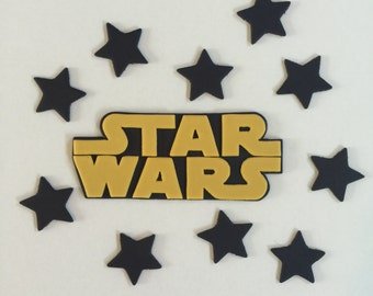 Star Wars Cake Topper Kit-Fondant