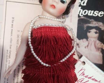 Madame Alexander flapper doll