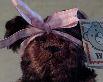 Sally Winey Artist Teddy Bear ~ Baby Haley ~ Signed