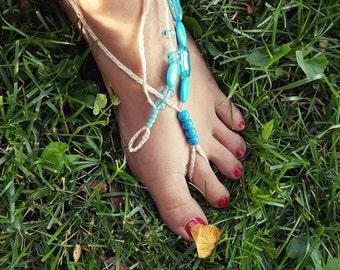 Infant/Toddler Barefoot Sandal