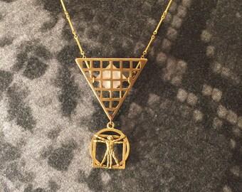 Pearly Pyramid Man