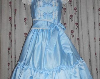 Lolita Kawaii and Blue DRESS.