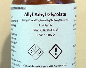 Allyl Amyl Glycolate High Purity Aroma Compound 30ml