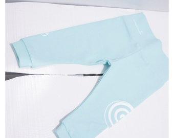 Leggings jersey ice Mint