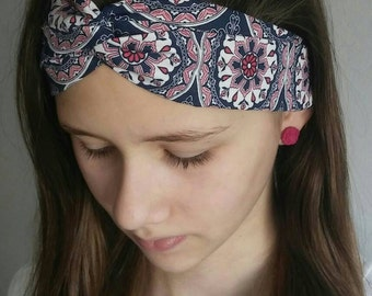 Headbands for runners.