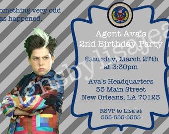 Odd Squad Invitation #6