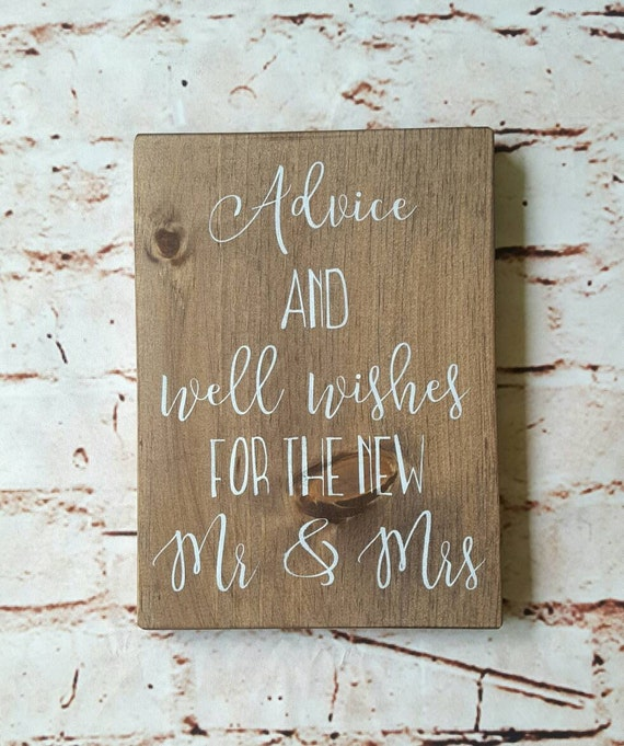 Wedding sign, Wedding decor, Gift table sign, Rustic wedding decor