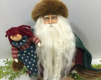 Vintage Santa Claus TJ Collection Item 905240
