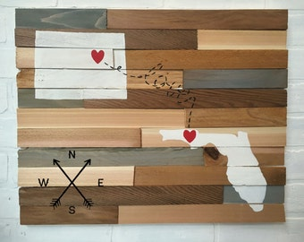 Distant Love Wall Hanging