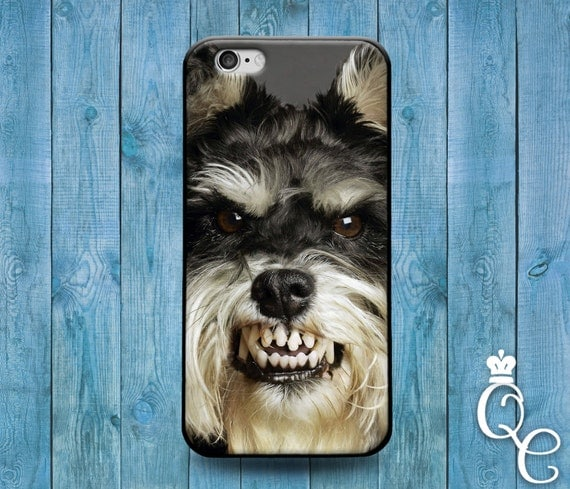 iPhone 4 4s 5 5s 5c SE 6 6s 7 plus iPod Touch 4th 5th 6th Gen Cute Funny Puppy Dog Pet Growl Doggy Cool Funny Phone Cover Girl Boy Case