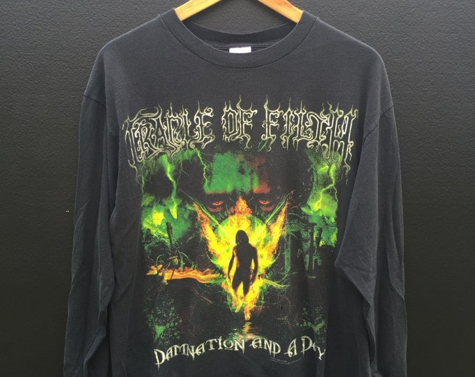 Cradle of Filth Damnation and a Day Longsleeve