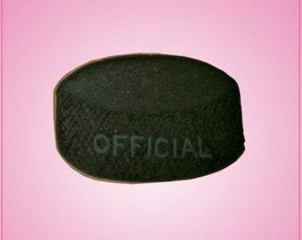 Hockey Puck Cookie Cutter