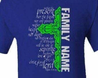 Family reunion tshirts