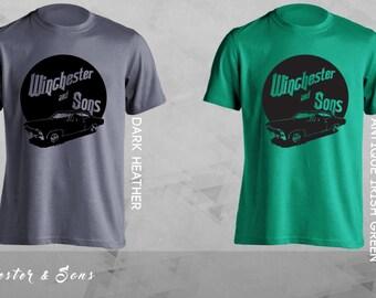 Winchester & Sons - Supernatural Shirt