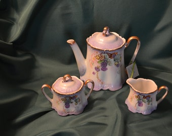antique?  tea set - BRC
