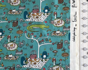 Picnic Whimsy by Rebekah Ginda FOR Birch Fabric by the Yard RG-27