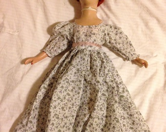 Late 1930s Boudoir Doll