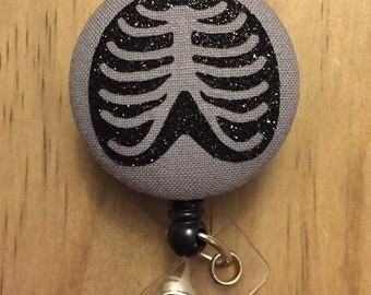 Rib Cage - Badge Reel - XRay