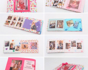 First Birthday Memory/Photo Book