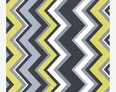 ON SALE Michael Miller Chevy in Citron fabric, CX6222, 1 yard
