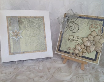 Christmas Card Collection with Matching Gift Box