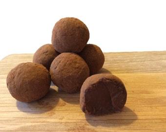 Handmade Fresh Milk Cocoa Truffle Melts