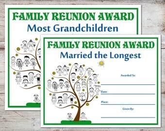 Pre Kindergarten Graduation Diplomas Blank Jpg 340x270 Family Reunion Recognition