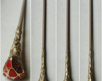 """Magic wand """"Gold-du-Sud"""""""