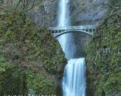 Multnomah Falls, Columbia...