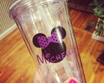 Disney Decal | Minnie Mouse | Mickey Mouse