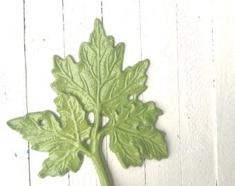 Iron Leaf Hooks, Home Decor, For The Home, Towel Holder, Key Hooks, Customize