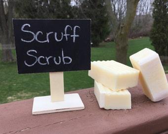 Scruff Scrub Pet Shampoo