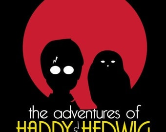 Harry Potter : The Adventures of Harry & Hedwig